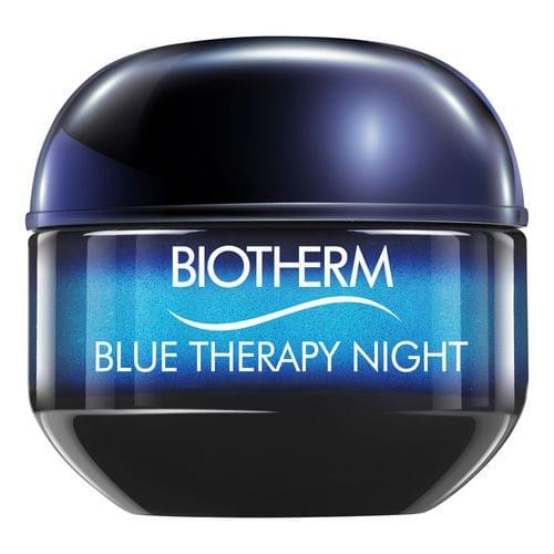 Blue Therapy - Crème Nuit, Biotherm : nadia aime !