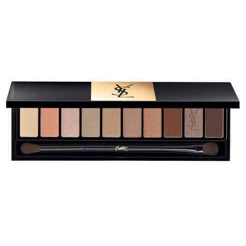 Couture Variation Palette Yeux 10 Couleurs, Yves Saint Laurent : nadia aime !