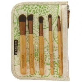 Essential Eye Set - Set 5 pinceaux yeux, EcoTools : nadia aime !