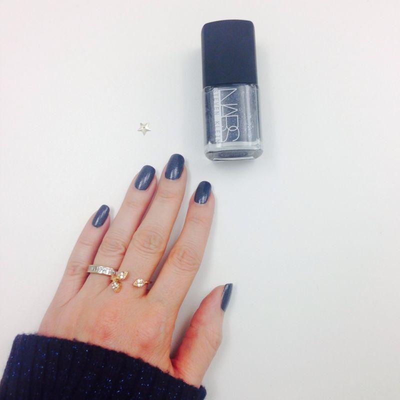 Swatch Nail Polish Vernis à Ongles, Nars