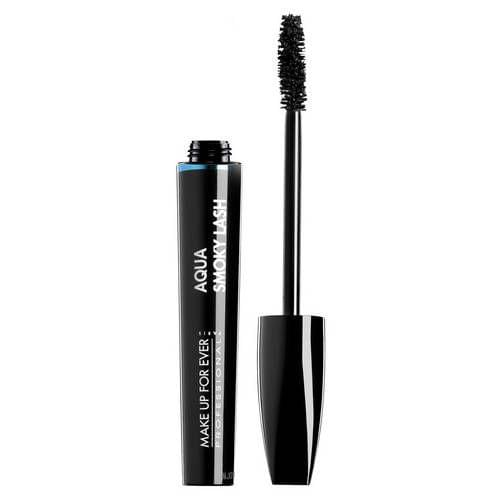 Aqua Smoky Lash - Mascara Waterproof Extra Noir, Make Up For Ever : nadia aime !