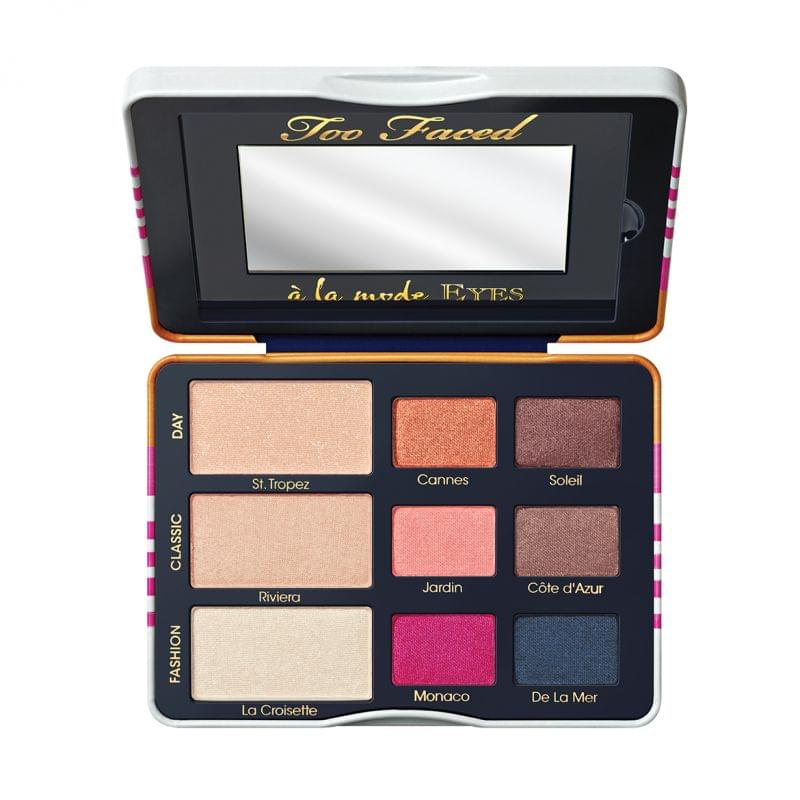 A La Mode Eyes - Palette de fards à paupières, Too Faced : nadia aime !
