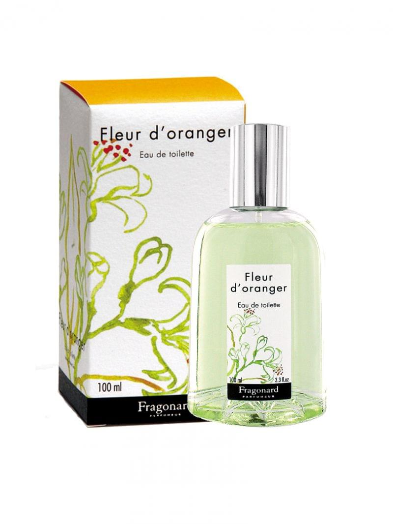 Avis Fleur D Oranger Eau De Toilette Fragonard Parfums