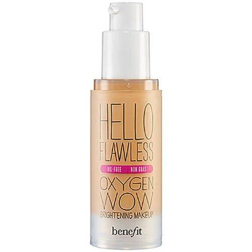 Hello Flawless Oxygen Wow, Benefit Cosmetics : nadia aime !