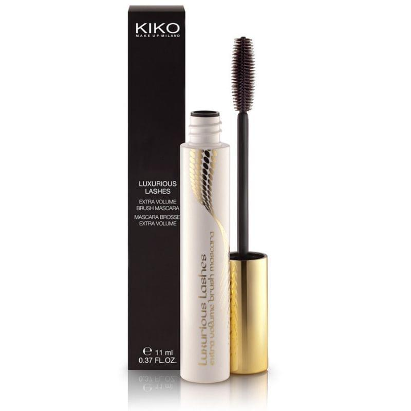 Luxurious Lashes Extra Volume Brush Mascara, Kiko - Infos et avis