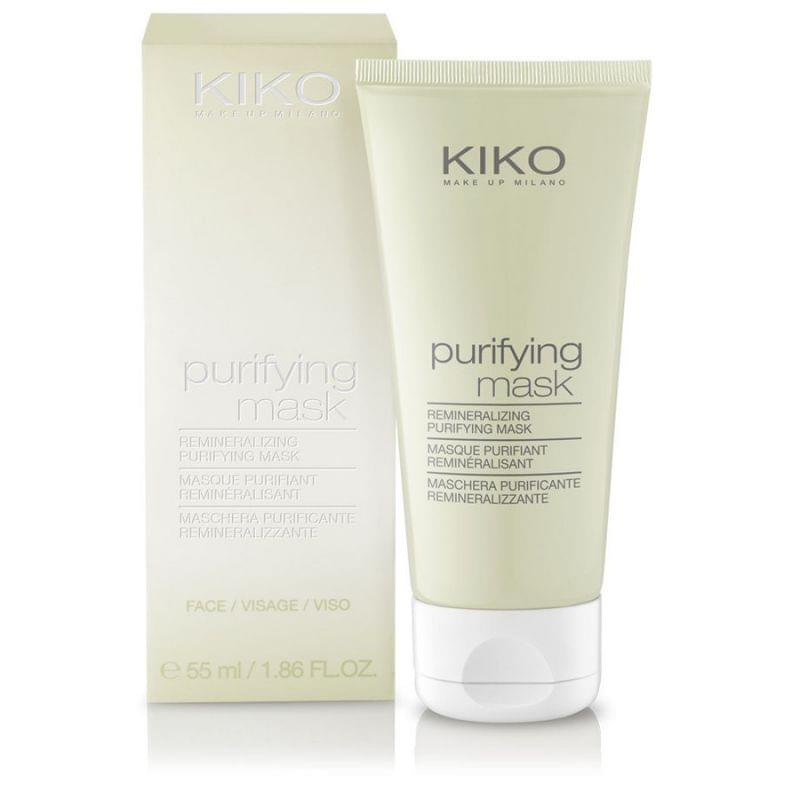 Purifying Mask, Kiko : nadia aime !