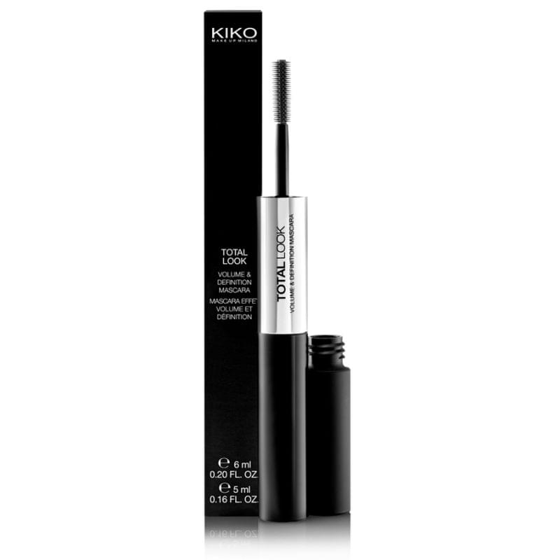 Total Look Volume & Definition Mascara, Kiko - Infos et avis