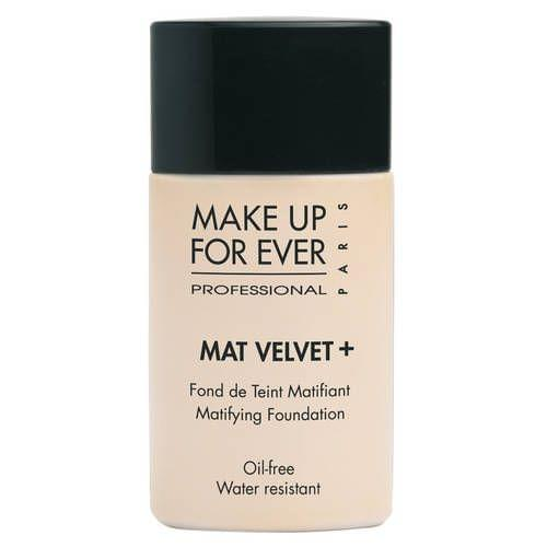 Mat Velvet  - Fond de Teint Matifiant, Make Up For Ever - Infos et avis