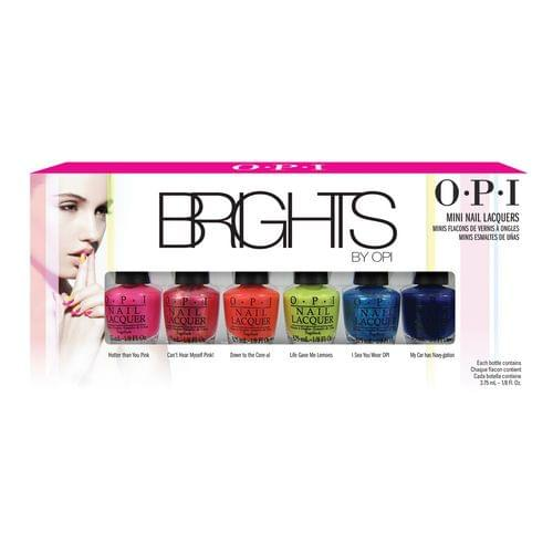 Collection Brights - Kit de mini vernis, OPI - Infos et avis