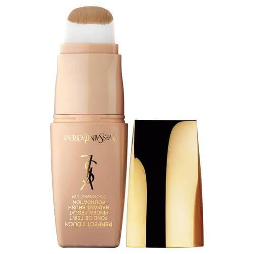 Perfect Touch Radiance - Fond de teint pinceau éclat bio-protection UVA, Yves Saint Laurent - Infos et avis