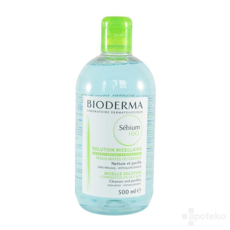 Sébium H20 solution micellaire nettoyante purifiante, Bioderma - Infos et avis