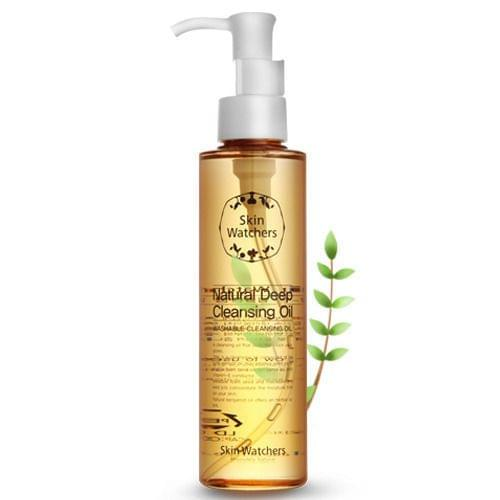 Natural deep cleansing oil, Skin Watchers - Infos et avis