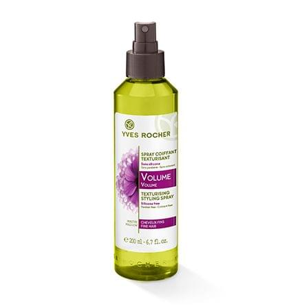 Spray Coiffant Volume - Soin végétal capillaire, YVES ROCHER - Infos et avis