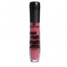 Lipgloss matt matt matt longlasting, Essence - Maquillage - Rouge à lèvres / baume à lèvres teinté