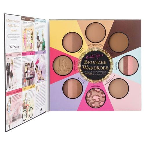The Little Black Book of Bronzers, Too Faced : nadia aime !