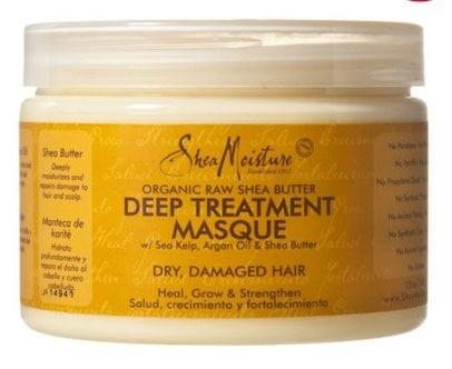 Deep Treatment masque, Shea Moisture : Claire aime !