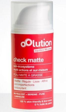 Check matte, OOlution - Infos et avis