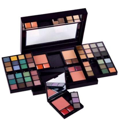 Palette Look Couleurs 60 teintes - Collection Noël 2014, YVES ROCHER : Claire aime !