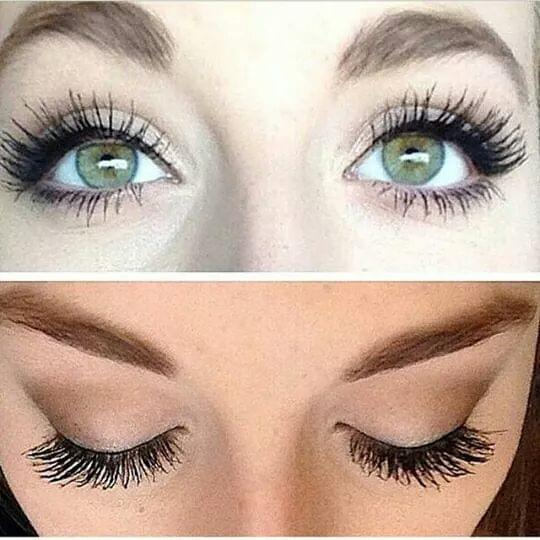 Swatch 3d Fiber Lash Mascara, Younique