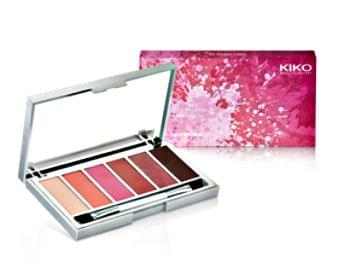 Colour Party Palette Wet and Dry Eyeshadow, Kiko - Infos et avis