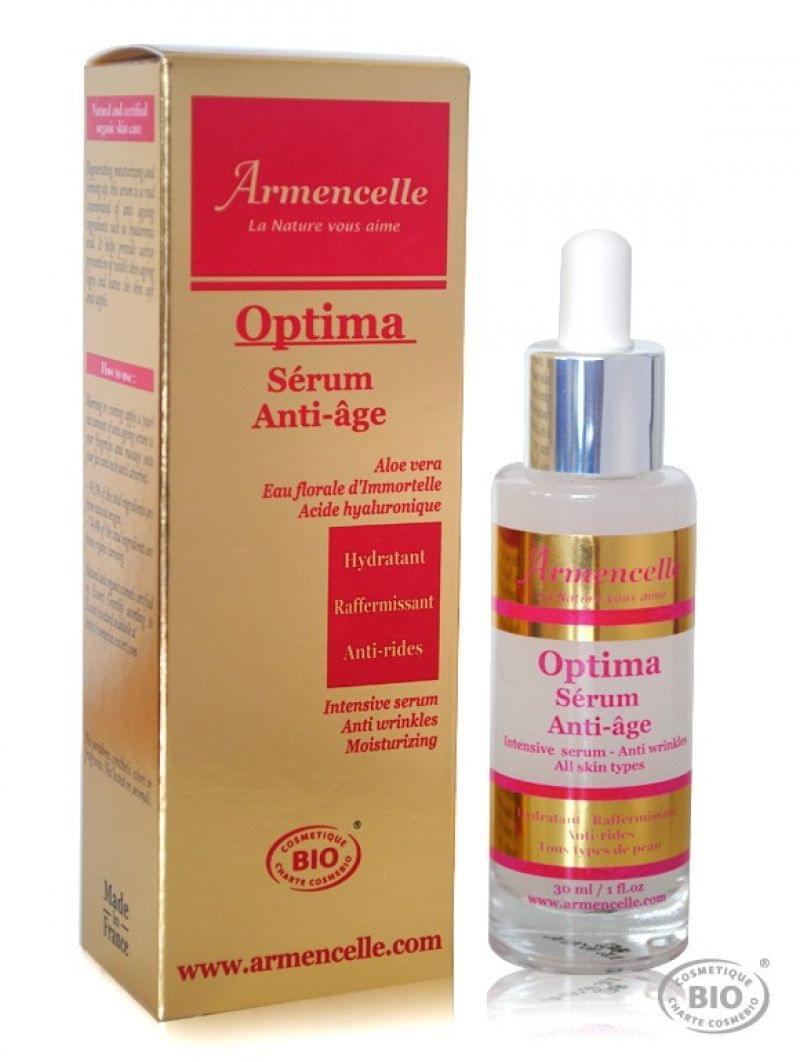 Sérum anti-âge Optima, Armencelle : chokomag aime !