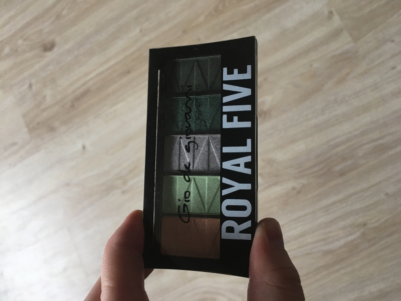 Swatch Royal Five, Gio de Giovanni