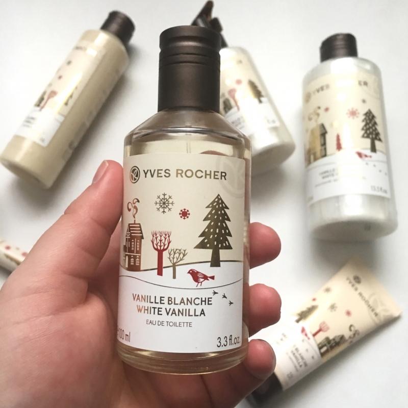 Swatch Eau de parfum - Vanille blanche, Yves Rocher