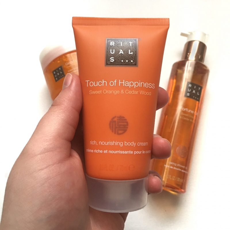 Swatch Touch of happiness, Rituals