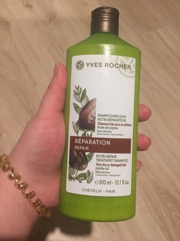 Swatch Réparation - Shampooing Soin Nutri-Réparateur - Soin Végétal Capillaire, Yves Rocher