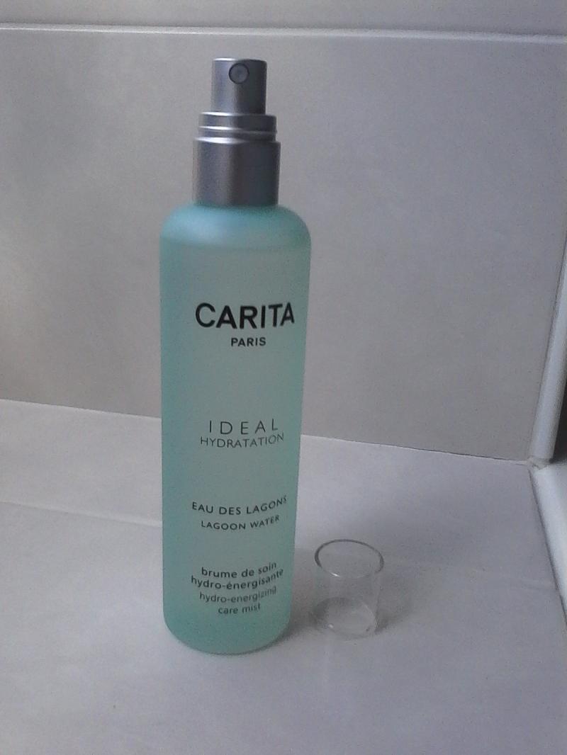 Swatch Eau des lagons Idéal Hydratation, Carita