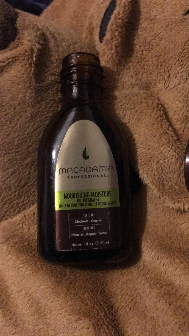 Swatch Macadamia Healing oil Spray, Macadamia Natural Oil