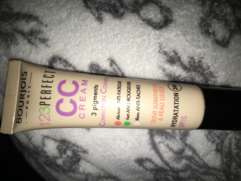 Swatch 1.2.3 Perfect CC Cream, Bourjois