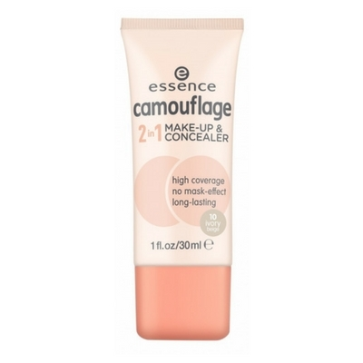 Camouflage Makeup and Concealer, Essence - Infos et avis
