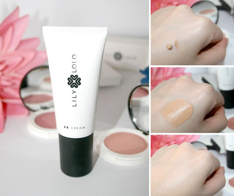 Swatch BB Cream, Lily Lolo