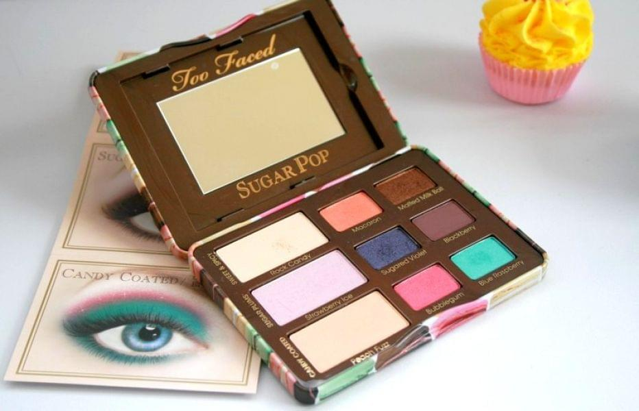 Swatch Sugar Pop Palette, Too Faced