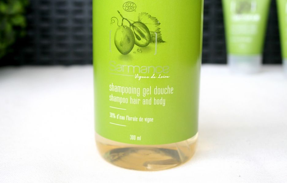 Swatch Shampoing Gel Douche, Sarmance