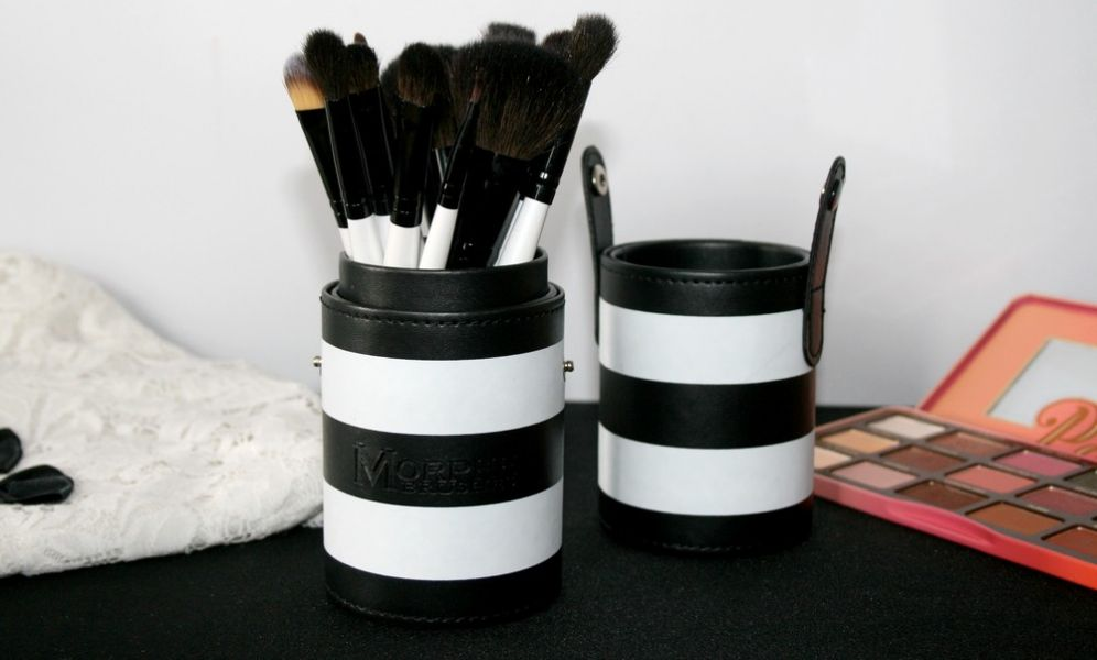 12 Piece Black and White Travel Set, Morphe - Infos et avis