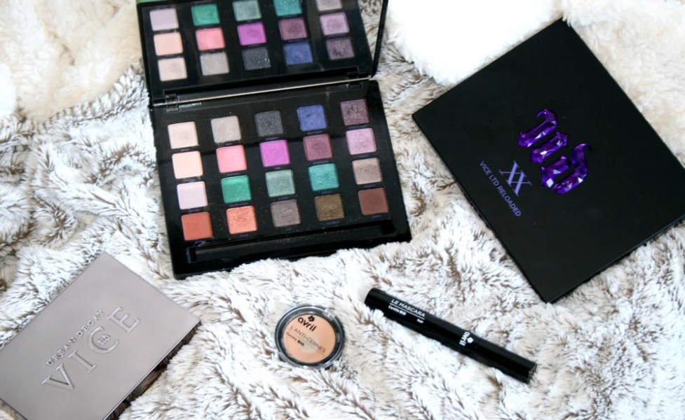 Swatch Vice 4 Palette, Urban Decay
