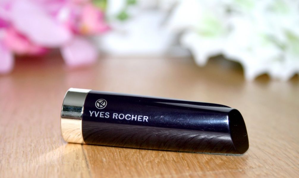 Swatch Rouge crème hydratant, YVES ROCHER