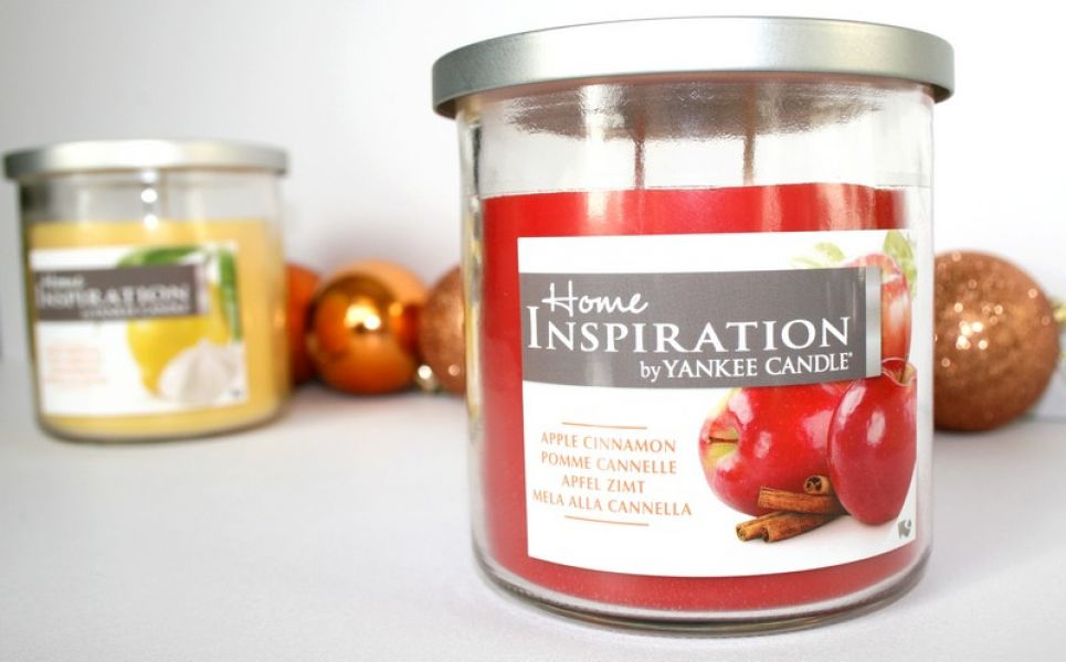 Swatch Home Inspiration, Yankee Candle