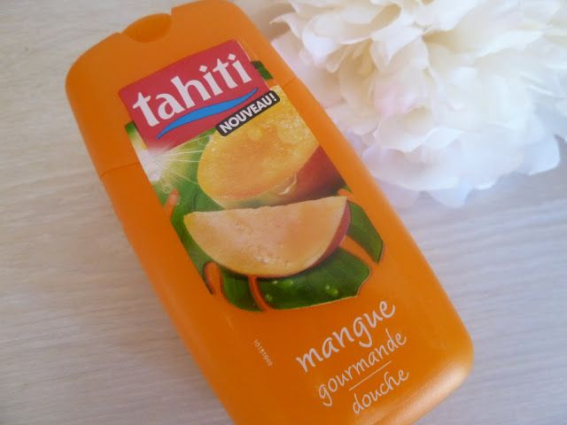 Swatch Gel Douche Mangue Gourmande, Tahiti