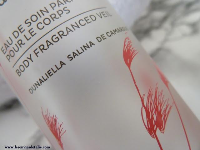 Swatch Eau de soin parfumée aqua duna, Eclaé