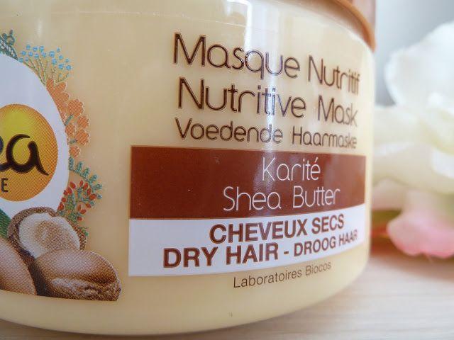 Swatch Masque Capillaire Nutritif au Karité, Lovea