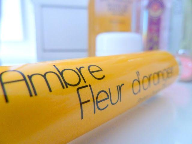 Swatch Eau de parfum Ambre - Fleur d'oranger, Adopt by Réserve Naturelle