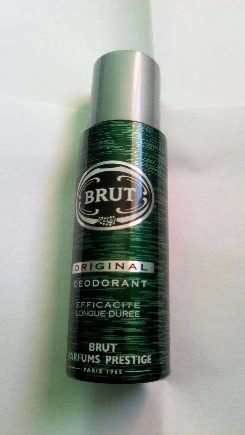 Swatch Original déodorant, Brut