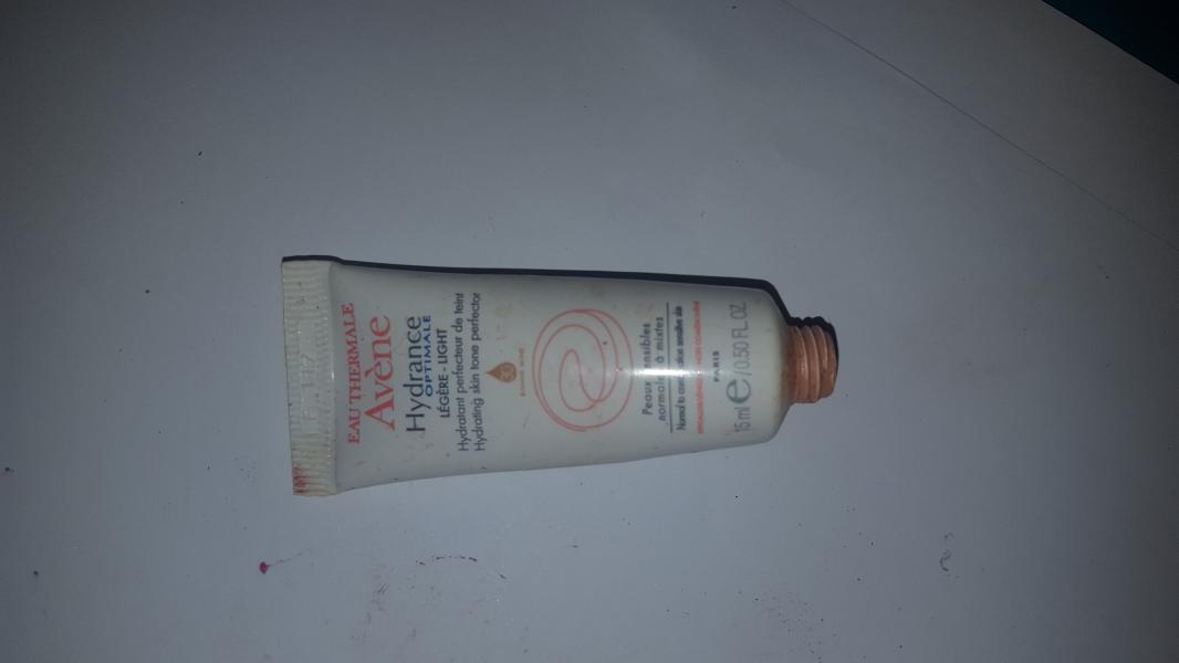 Swatch Hydrance Optimale UV Riche, Avène