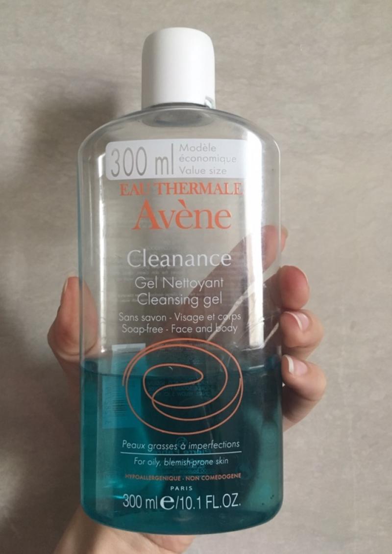 Swatch Cleanance Gel nettoyant, Avène
