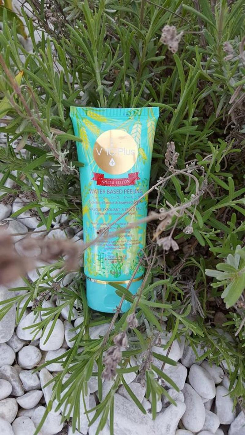 Swatch Masque Exfoliant à base d'eau Effet Peeling, V10 Plus