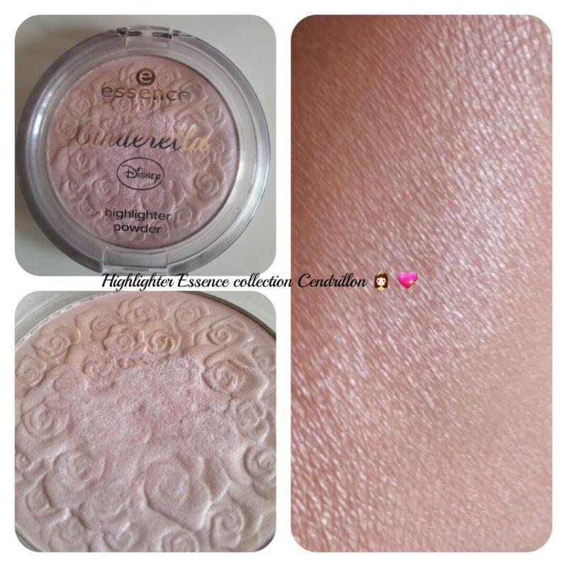 Swatch Cinderella Highlighter Powder, Essence