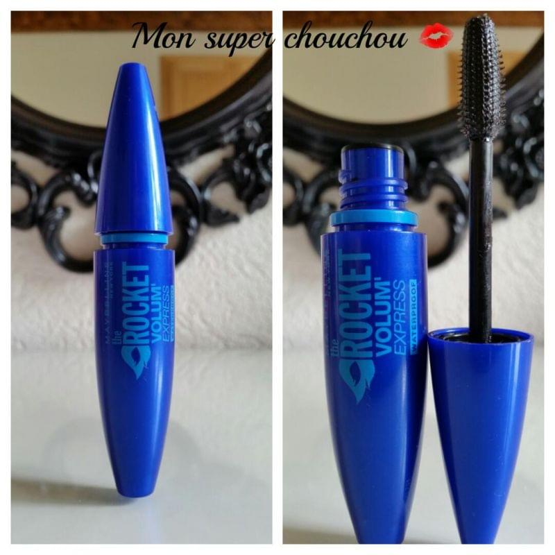 Swatch The Rocket Volum' express Waterproof, Gemey-Maybelline